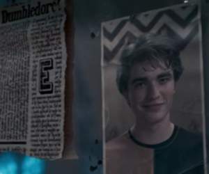cedric diggory, harry potter, and photo image