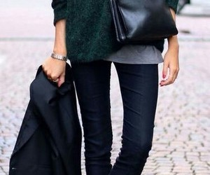 casual, fashion, and street chic image