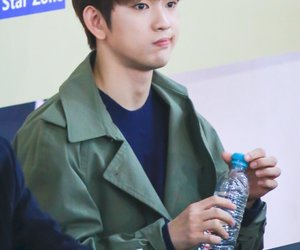 jinyoung, got7, and jackson image