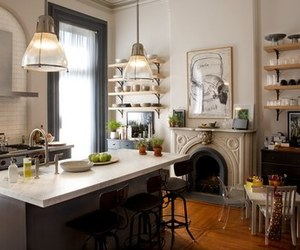 classic, kitchen, and house image