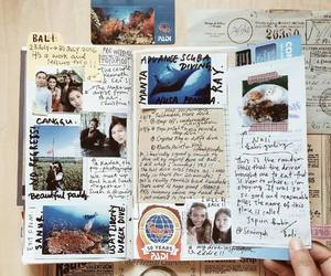 travel, traveldiary, and bulletjournal image