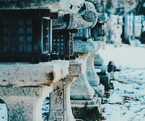 aesthetic, asia, and cold image