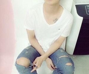 boyfriend, jeongmin, and cute image