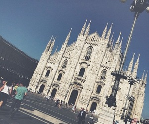 gorgeous, milan, and attractions image