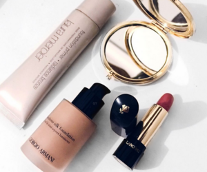 makeup, beauty, and laura mercier image