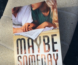 maybe someday, colleen hoover, and egy nap talán image