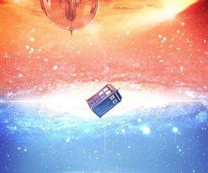 doctor who, tardis, and gallifrey image