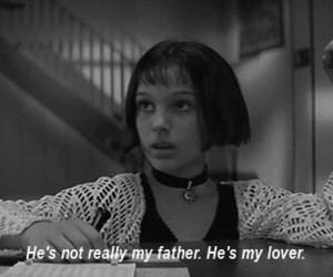 mathilda, movie, and quotes image