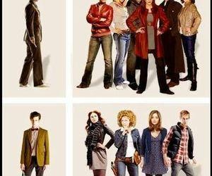 doctor who, companions, and david tennant image