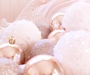 christmas, girly, and pink image