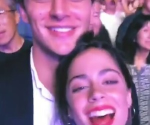 concert, couple, and goals image