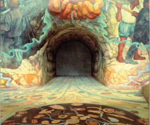 arte, Diego Rivera, and mural image