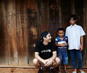 actor, choi siwon, and singer image