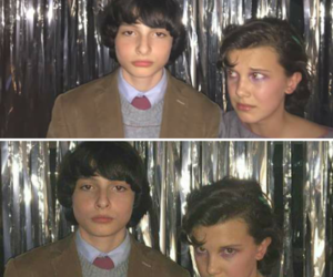cast, couple, and eleven image