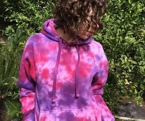 handmade, hoodies, and tiedye image