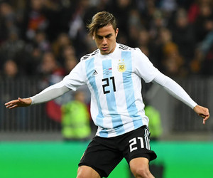 argentina, argentina nt, and dybala image