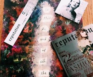 endings, magazine, and Reputation image