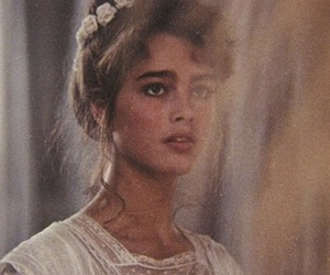 brooke shields, vintage, and beauty image