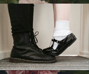 boots, lolita, and nymphet image