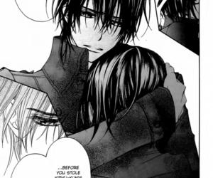 couple, kaname kuran, and manga image