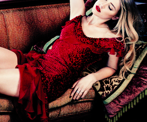 blonde, pretty, and amber heard image