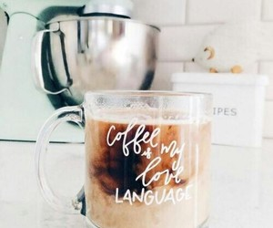 coffee, drink, and morning image