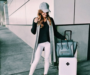 aesthetic, fashion, and white jeans image