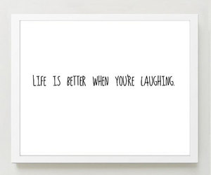 etsy, laugh, and quote image