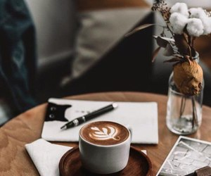 coffee, cafe, and espresso image