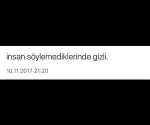ask, turkce soz, and acı image