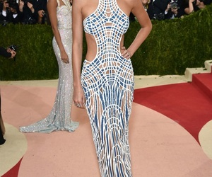 kendall jenner, met gala, and dress image