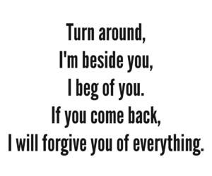 I Love You, love quotes, and i want you back image