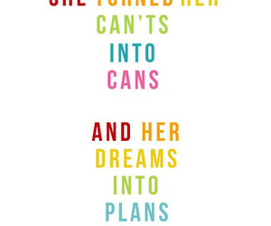 colorful, inspiration, and text image