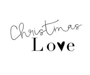 words, quote, and christmas love image