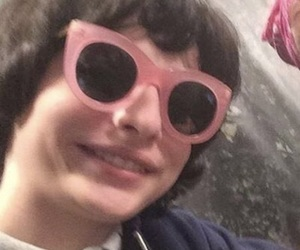 funny, stranger things, and finn wolfhard image