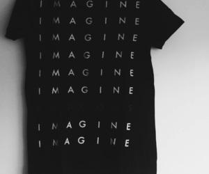 band, photograph, and shirt image