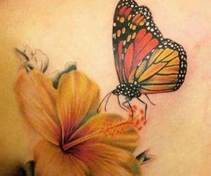 art, body art, and tatoos image
