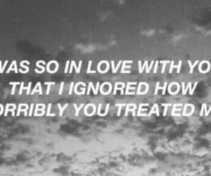 broken, feelings, and heartbreak image