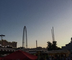 rollercoster, newjersey, and sixflags image