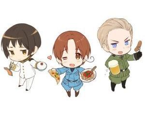 hetalia, aph germany, and aph italy image