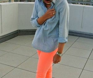 fashion, style, and neon image