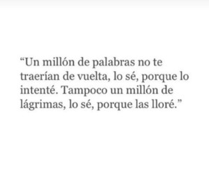 frases and lagrimas image