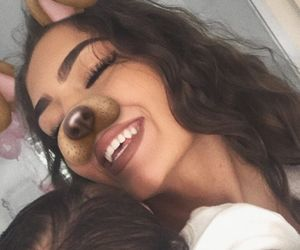smile, instagram, and snapchat image