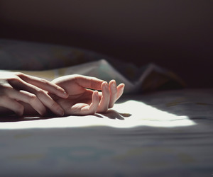 hands, tumblr, and hand image