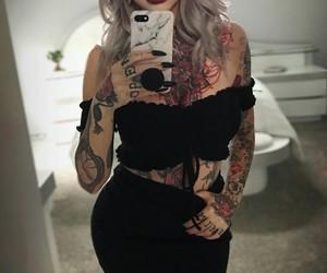 alternative, beautiful, and dress image