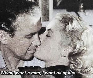 love, man, and grace kelly image