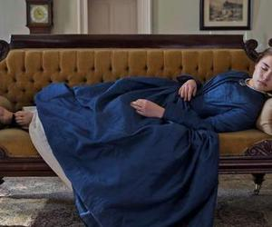 lady macbeth, movie, and the young lady image