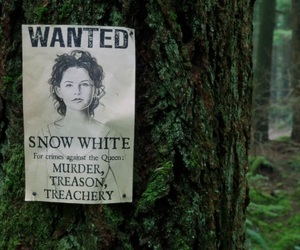 aesthetic, once upon a time, and snow white image