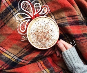 cozy, drink, and latte image