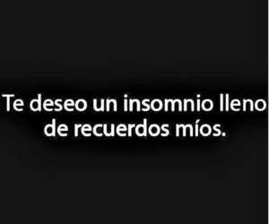 memories, insomnia, and frases image
